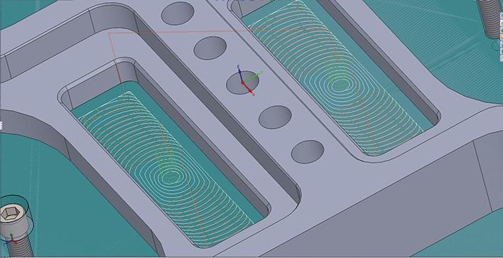 SolidCAM iMachining 2D 1