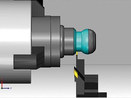 SolidCAM turning 4