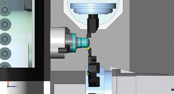 SolidCAM turning 9