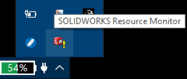 SolidWorks Resourse Monitor_21