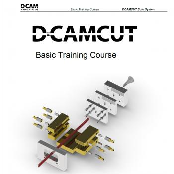 обучение DCAMCUT Базовый тренинг курс