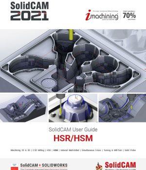 обучение SolidCAM 3D HSR+HSM Фрезерная обработка