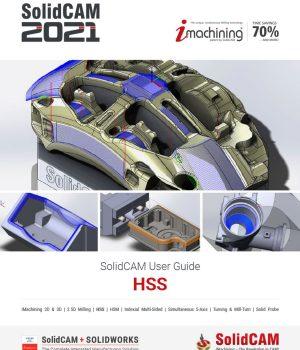 обучение SolidCAM 3D HSS Поверхностная Фрезерная обработка